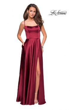 La Femme 26977 A Line Prom Dresses ec0189dbfb66