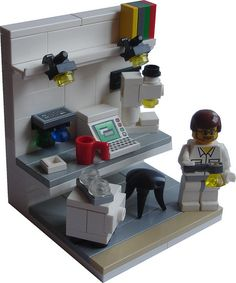 Laboratory by FilipS™, via Flickr