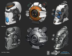 Polycount Forum - View Single Post - What Are You Working On? 2013 Edition