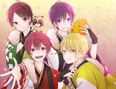 Anime Chibi, Kawaii Anime, Anime Art, Vocaloid, Manga Quotes, Cute Anime Guys, Touken Ranbu, Fandom, Manhwa
