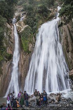 Kempty Falls, Mussorie