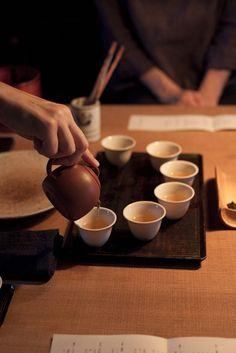 tea time : yocca