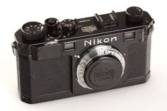 Nikon S Black Paint  23rd WestLicht Photographica Camera Auction-Lomography