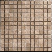 Found it at Wayfair - Emperador Light Marble Mosaic Polished Tile in Beige and Brown