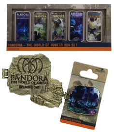 Commemorative Products Celebrate Opening Day of Pandora – The World of Avatar on May 27 | Disney Parks Blog