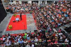 Salva la veu del Poble: La Mostra Internacional de Mim de Sueca culmina su...