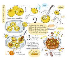 Cartoon Cooking on Behance