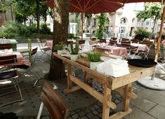 Chez Fritz Restaurant - Französische Brasserie - Restaurant with French Kitchen Brasserie