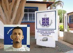 NONATO NOTÍCIAS: Fugitivo da delegacia de Irecê/BA é recapturado pe...