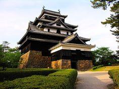 Стихи неизвестного самурая XIV века япония :культура - ТВОРЧЕСКИЙ -ART Time Travel, Places To Travel, Places To See, Yamaguchi, Shimane, Japanese Castle, Japanese Landscape, Travel Channel, Grand Tour