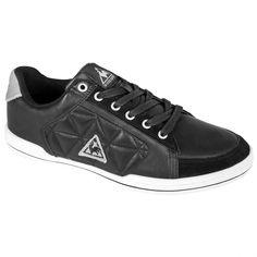 Mooie Le coq sportif davet low (Zwart) Sneakers van het merk Le coq sportif. Uitgevoerd in black.