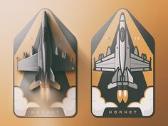 Doing these jet designs for the air and space museum has probably been one of my favorite projects of all time.  Whether I get asked to do more or not, there will be more jet designs to come!