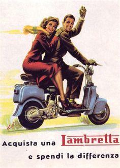 ROMANO CANAVESE - La rivalità tra Vespa e gli scooter attraverso pubblicità ed immagini
