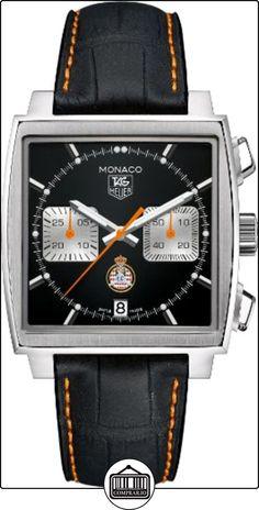 TAG Heuer CAW211K.FC6311 - Reloj color negro ✿ Relojes para hombre - (Lujo) ✿