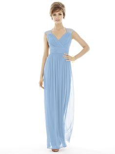 Alfred Sung Style D693 http://www.dessy.com/dresses/bridesmaid/d693/