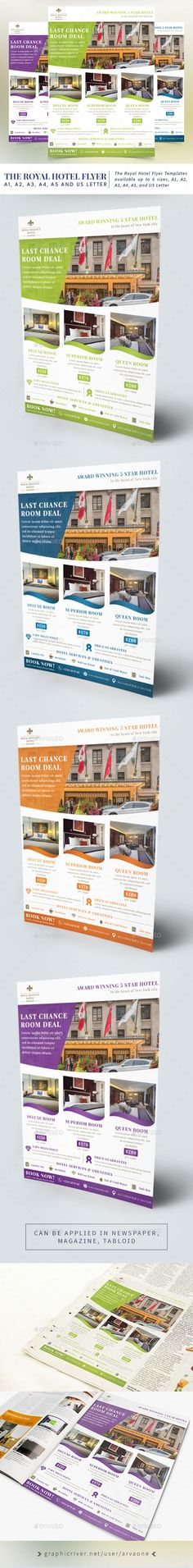 Endurance Church Marketing Flyer Template Bundle Marketing - promotional flyer template
