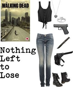 """""""Nothing Left to Lose #1"""" by just-a-breakable-thread ❤ liked on Polyvore"""