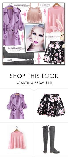 """Yoins (17/V)"" by dorinela-hamamci ❤ liked on Polyvore featuring yoins, yoinscollection and loveyoins"