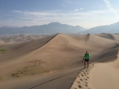 Great Sand Dunes National Park, Colorado : Roadtripping With the Switchback Kids : TravelChannel.com