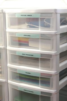 New Apartment Ideas Organization Office Supplies 64 Ideas New Apartment Ideas O… – Office Organization At Work Office Organization At Work, Office Supply Organization, Paper Organization, Office Storage, Organizing Office Supplies, Office Ideas, Organized Office, Organised Life, Scrapbook Organization