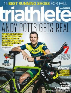Triathlete - November 2016 PDF cover magazine