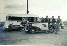 Troop A, headquarters. OK Highway Patrol
