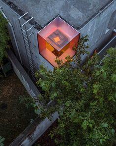Жилой дом художника в Шанхае, Китай