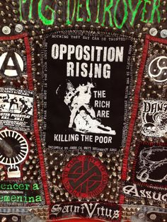 Goin to see opposition rising Oct 30th, will post pics