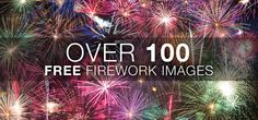 If you're looking for free fireworks pictures, come on in! I'm offering over 100 FREE pictures for you to use, both personally and commercially! Photoshop Overlays, Photoshop Tips, Photoshop Brushes, Photoshop Tutorial, Online Graphic Design, Graphic Design Tutorials, Web Design, Fireworks Pictures, Best Fireworks