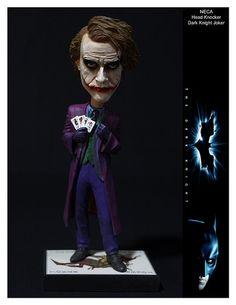 NECA Dark Knight Joker by ETDS1, via Flickr