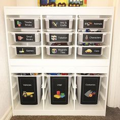 IKEA trofast labels. 100% removable and customizable https://www.etsy.com/ca/shop/PeeWeePeelshttps://www.etsy.com/ca/shop/PeeWeePeels