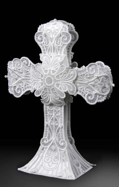 Freestanding Lace Cross #FSL http://www.embroideryonline.com/p-52372-freestanding-lace-cross.aspx