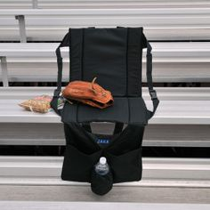 Take a Seat Anywhere Chair - AnniGifts.com sports gifts, games, groomsmen gift, person, father day, chairs, stadium seat, seats, gift idea