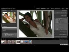 Jack Davis Photoshop Lightroom 5 Day 1 - YouTube