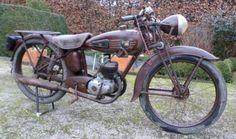 Mijn 1945 Terrot 100cc deluxe