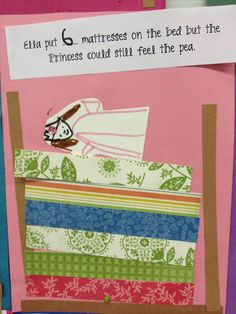 Goff's Pre-K Tales: Fairy Tales – The Princess and the Pea Mrs. Goff's Pre-K Tales: Fairy Tales – The Princess and the Pea Fairy Tale Projects, Fairy Tale Crafts, Fairy Tale Theme, Nursery Rhymes Preschool, Preschool Themes, Preschool Crafts, Fairy Tale Activities, Eyfs Activities, Fairy Dust Teaching