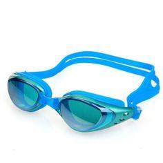 Anti-Fog Swim Goggles Swimming Glasses Adjustable UV Protection Children Kids Adult Swimming Goggles Eyeglasses with Box#28-35