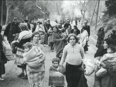 Espagne 1939 La Retirada (5) ( reportage de 10' en français)