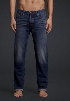 Classic Straight Jeans | HollisterCo.com