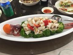 Lunch on the islands around Hong Kong