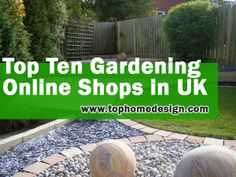 Top Ten Gardening Online Shops in UK