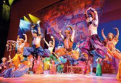 Walt Disneys Aladdin in Hamburg, Neue Flora