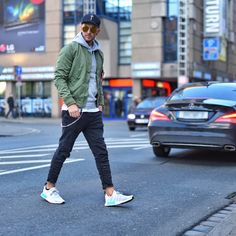 Nice style by _donthiago_ Summer Outfits, Casual Outfits, Men Casual, Ma 1 Jacket, Urban Street Style, London Fashion, Street Wear, Menswear, Mens Fashion