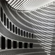 Cathedral in Evry France by Mario #Botta 1988-1995 #Architecture