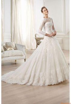 Wedding Dresses Pronovias Oneisi 2014