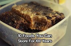 10 Foods You Can Store For 100 Years. Some food products last few hours, others a few days or a few weeks or a few months. These foods can be stored for 100