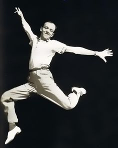 Fred Astaire the Greatest dancer ever lived!