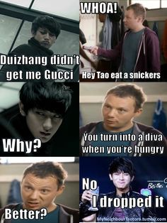 Snickers advertisement
