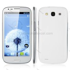Discount China Haipai I9389 MTK6589 Quad Core Android 4.2.1 3G Smartphone with 4.7'' Screen Dual SIM GPS [MPNB01HPI9389]- US$158.00 - www.mallexcel.com