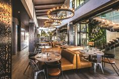 Rockets adds a mega eatery to its Jozi restaurant empire